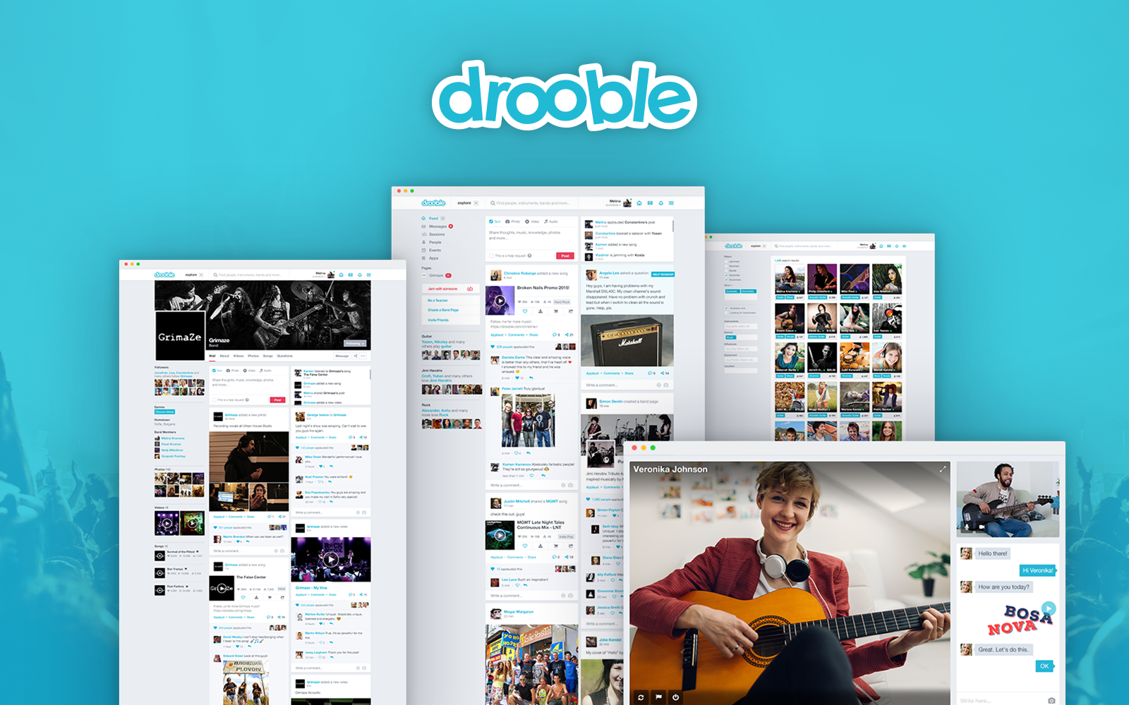 A NEW PLATFORM FOR MEMBERS OF THE INTERNATIONAL MUSIC COMMUNITY