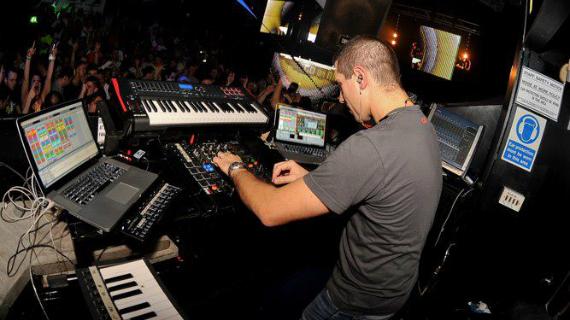 Hammarica.com Daily DJ Interview: Giuseppe Ottaviani