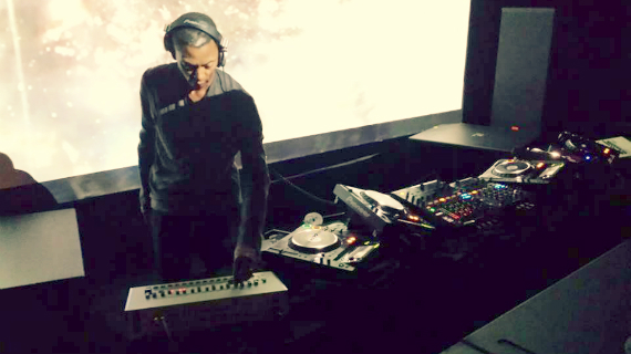 PARTYROCK: JEFF MILLS – STAR PEOPLE (WORLD PREMIERE) @ NEW FORMS FESTIVAL