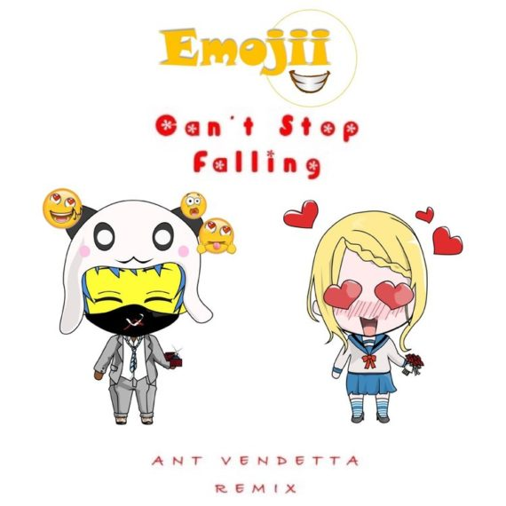 ANT VENDETTA REMIXES EMOJII – LISTEN NOW ON SPOTIFY!